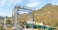 Bild Kletter Contest in Königstein