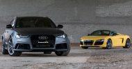Bild Audi RS6 selber fahren bei Dresden