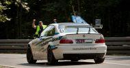 Bild BMW M3 Drifttaxi auf dem Lausitzring