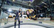 Bild Bodyflying bei Berlin