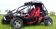 Bild Straßen-Buggy Kinroad fahren bei Leipzig