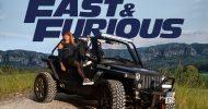 Bild Schnitzeljagd mit dem Filmbuggy Fast & Furious