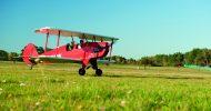 Bild Firmenevent Rundflug im offenen Doppeldecker