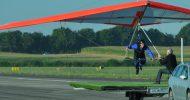 Bild Drachenfliegen am Seil in Bautzen