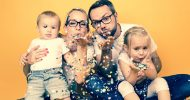 Bild Family Fotoshooting in Dresden