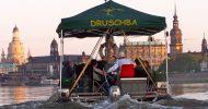 Bild Floßfahrt in Dresden - Zum Hafen treiben lassen