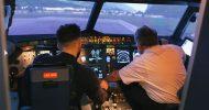 Bild Flugsimulator A320 in Dresden
