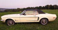 Bild Ford Mustang Coupé selber fahren bei Dresden