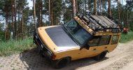 Bild Geländewagen Offroad fahren bei Berlin