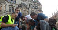 Bild Geocaching Schatzrundgang durch die Dresdner Altstadt