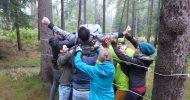 Bild Teamevent - Geocaching Dresdner Heide