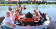 Bild Grillboot Tour mit Segway Tour in Dresden