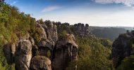 Bild Höhlenklettern in der Sächsischen Schweiz