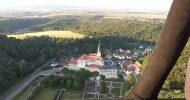 Bild Heißluftballonfahrt in Sachsen