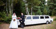 Bild Hochzeitstrabant Stretchlimousine in Dresden & Leipzig