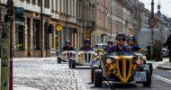 Bild HotRod Stadtrundfahrt in Dresden die Grillmeister Tour