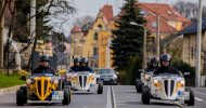Bild HotRod Stadtrundfahrt in Dresden - 90 Minuten