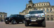 Bild Hummer H2 selber fahren in Dresden