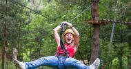 Bild Abenteuer Kletterwald bei Berlin