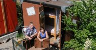 Bild Übernachtung im Koffer mit Quadtour in Lunzenau