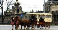 Bild Kutschfahrt mit Candle Light Dinner in Dresden