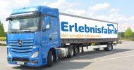 Bild LKW selber fahren in Berlin
