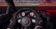 Bild Lamborghini Renntaxi auf dem Lausitzring
