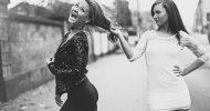 Bild Lifestyle Fotoshooting für beste Freundinnen in Dresden