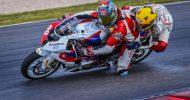 Bild Motorrad Renntaxi Superbike Doppelsitzer