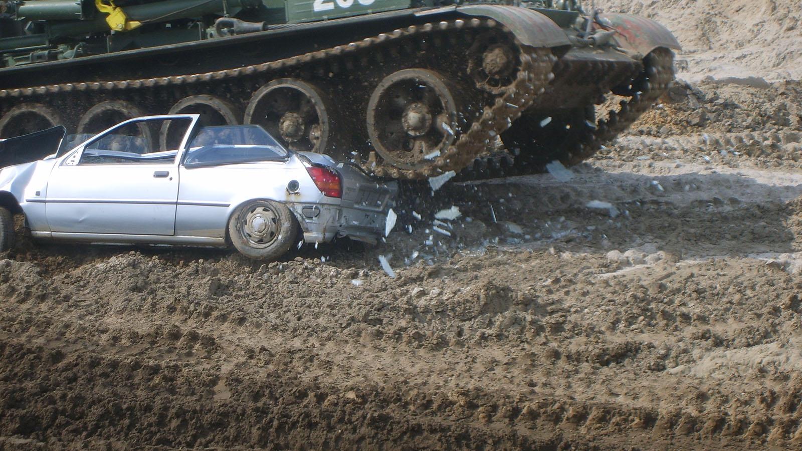 Panzer Selber Fahren Bei Berlin Erlebnisfabrik