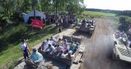 Bild Panzer fahren für Zwei bei Berlin