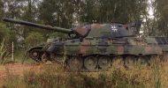 Bild Panzer fahren bei Berlin