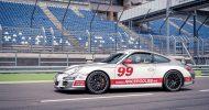 Bild Porsche 911 Renntaxi auf dem Lausitzring