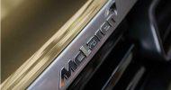 Bild Renntaxi McLaren 650S auf dem Lausitzring