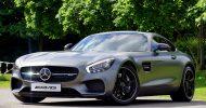 Bild Renntaxi Mercedes Benz AMG GTS auf dem Lausitzring