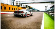 Bild Renntaxi im Ferrari 360 Stradale Cup auf dem Lausitzring