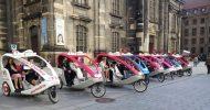 Bild Candle Light Rikschafahrt durch Dresden