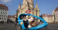 Bild Rikschafahrt für Zwei in Dresden