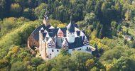 Bild Rundflug von Chemnitz über das Erzgebirge