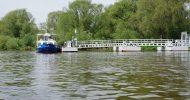 Bild Schlauchboot Tour Dresden - Radebeul