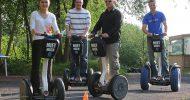 Bild Segway Tour in Dresden - Dresdner Heide