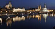 Bild Speedboot Tour für zwei - Dresden bei Nacht