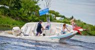 Bild Speedboot Tour in Dresden - Blaues Wunder