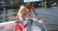 Bild Speedboot Tour in Dresden - Cruise & Fun