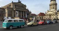 Bild Stadtrundfahrt im VW T2 durch Berlin