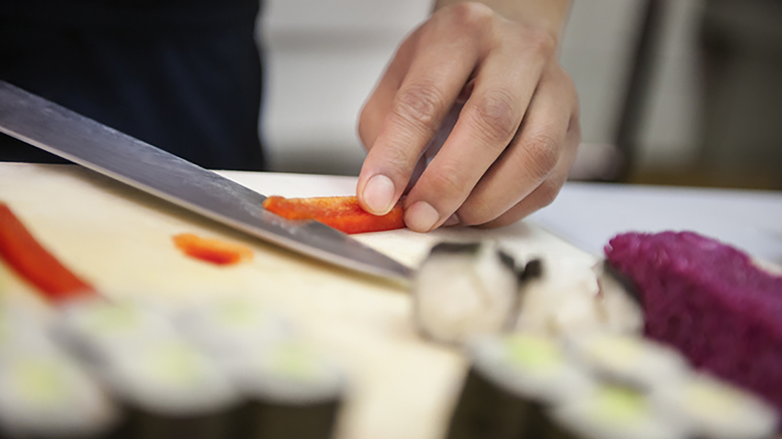 Sushi Kochkurs in Leipzig - Erlebnisfabrik