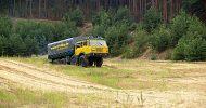 Bild Tatra Truck 813 Offroad selber fahren bei Berlin