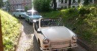Bild Trabi selber fahren in Chemnitz