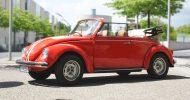 Bild VW Käfer Cabrio Stadtrundfahrt durch Berlin