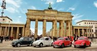 Bild VW Käfer Stadtrundfahrt durch Berlin